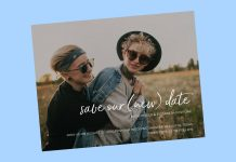 10 Change The Date Cards Perfect For Postponed Weddings