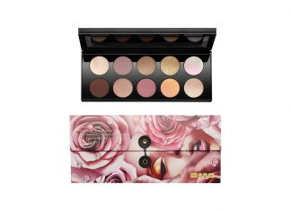 The Best Pink Eyeshadow Palettes To Try This Spring