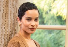 "Zoë Kravitz On People Asking About Her Baby Plans: ""I Get Really Offended"""