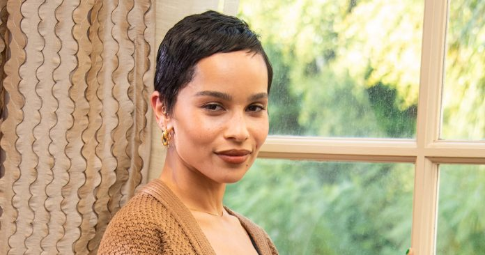 """Zoë Kravitz On People Asking About Her Baby Plans: """"I Get Really Offended"""""""