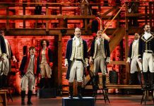 Look around, look around: Hamilton is coming to Disney+ on July 3