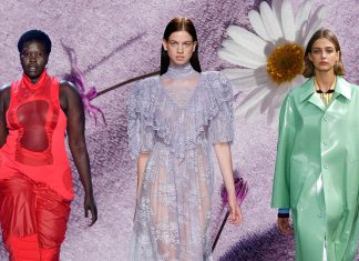 Fashion's Spring Colors Are Good Enough To Eat