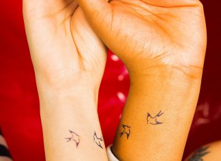 9 Mother-Daughter Tattoos To Inspire Your Future Ink