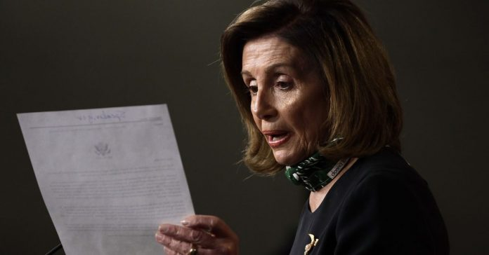 The House's latest coronavirus relief bill gives stimulus payments to unauthorized immigrants