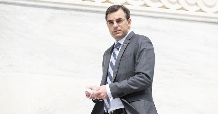 Rep. Justin Amash ends his third-party White House bid