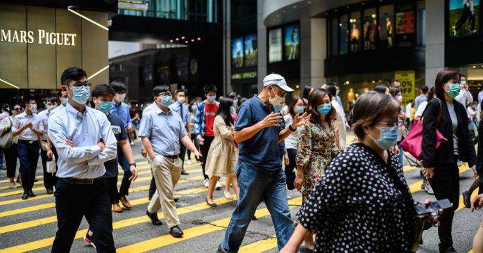 How masks helped Hong Kong control the coronavirus