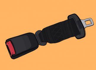 The best $19.98 I ever spent: A seatbelt extender