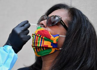 A New Coronavirus Test Will Let You Perform Nasal Swabs From Home