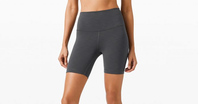 I Tried Lululemon Bike Shorts To See If They're Worth The Hype