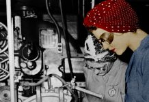 The real story behind Rosie the Riveter
