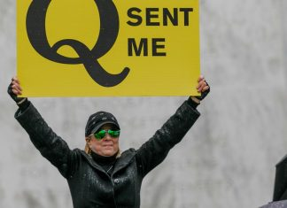 A QAnon supporter just won a Republican primary for US Senate
