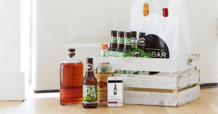 7 Sites That Will Deliver Your Favorite Alcohol ASAP