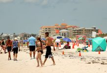 It's Finally Beach Season. But Is It Safe To Go?