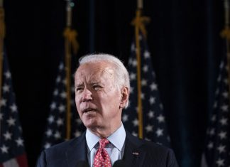 """Joe Biden receives swift blowback for claiming voters """"ain't black"""" if they support Trump"""