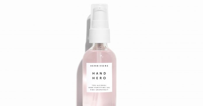 PSA: Your Favorite Beauty Brands Now Make Hand Sanitizer Too