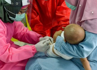 The coronavirus crisis is leading to an immunization crisis