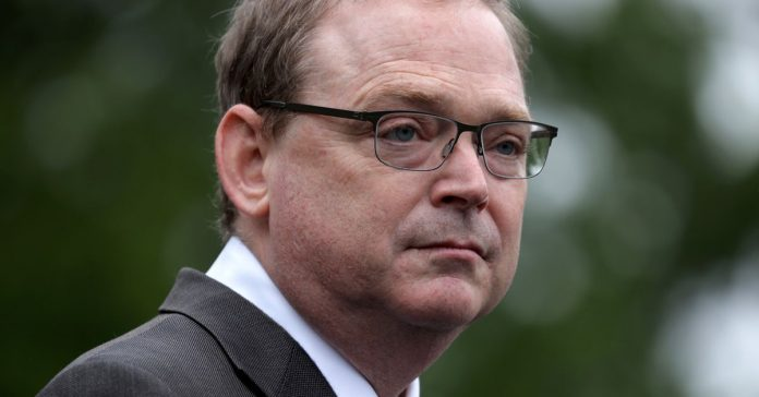 """""""Human capital stock"""": White House adviser Kevin Hassett uses dehumanizing term for US workers"""