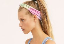 7 Tie-Dye Headbands That Are Chic, Not Crunchy