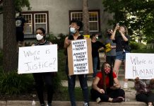 """What we're missing when we condemn """"violence"""" at protests"""
