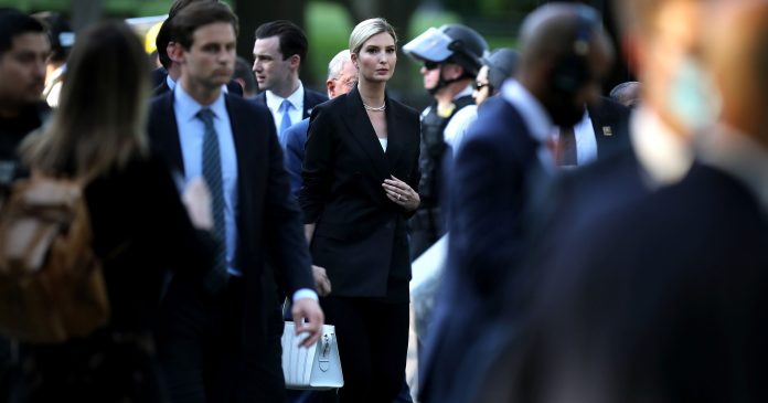 Why Ivanka Trump Brought Her Purse To A Tear-Gassing