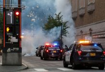 Cities and states are barring police from using chokeholds and tear gas