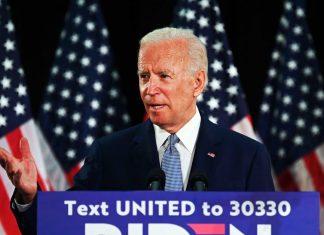 Joe Biden has a really big lead in the polls