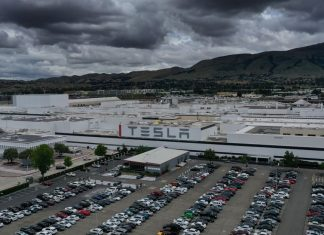 New coronavirus cases reported at reopened Tesla factory. This doesn't look great for Elon Musk.