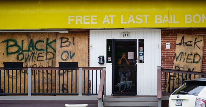 Study: Covid-19 lockdowns hit black-owned small businesses the hardest