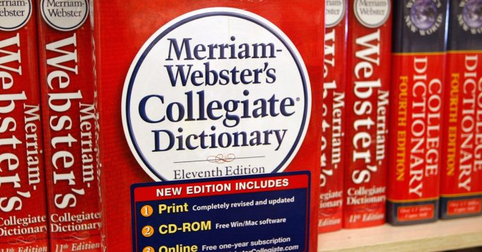 """Merriam-Webster has a new definition of """"racism"""""""
