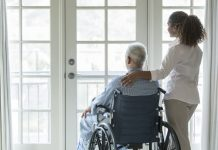 Nursing homes are especially vulnerable to Covid-19. Here's what it's like to work in one.