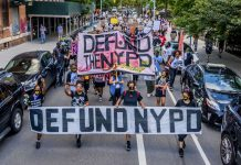 """Inside the fight to """"defund"""" the NYPD"""