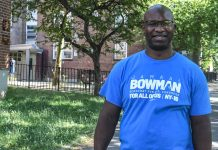 Middle school principal Jamaal Bowman unseats Eliot Engel in New York
