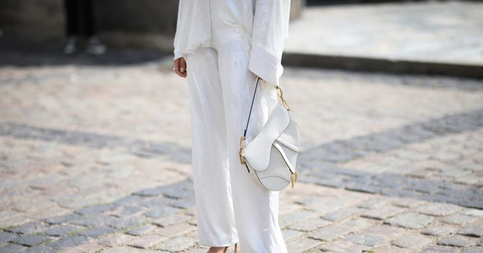 Why The White Manicure Is A Classic Summer Staple