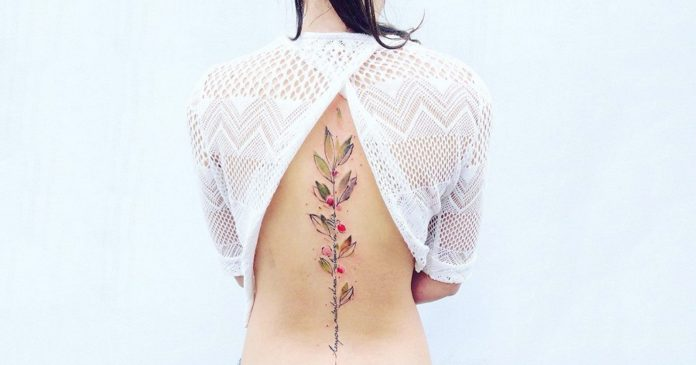 15 Watercolor Tattoos To Inspire Your Next Ink