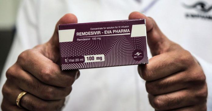 Why a Covid-19 drug costs $3,100