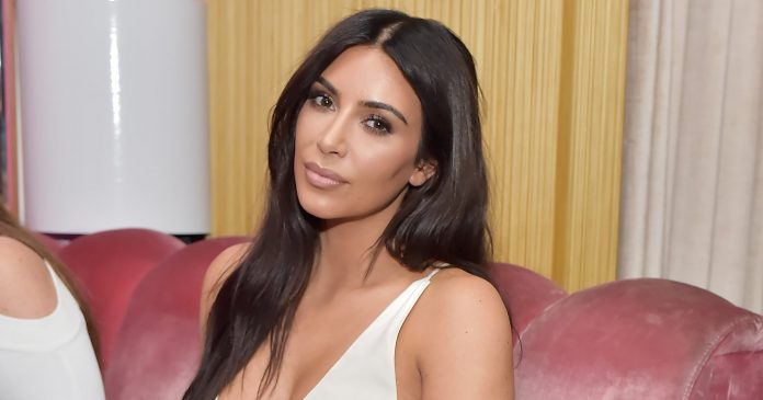 Kim Kardashian Just Dyed Her Hair Red — & She Looks So Different