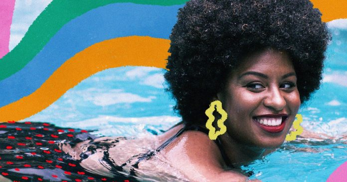 This Woman Is Shattering An Age-Old Stereotype About Black People & The Water