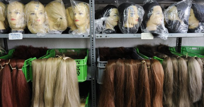 U.S. Border Control Seizes 13 Tons Of Hair Weaves Suspected To Be From Chinese Internment Camps
