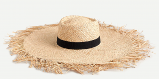 10 Just-Right Straw Hats That Are Not Too Big (Or Too Small)