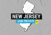 Live results for the New Jersey primaries
