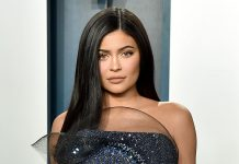 Does Kylie Jenner's Nail Art Hint At An Upcoming Launch?