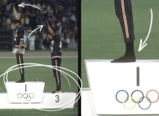 The story behind this iconic Olympics protest