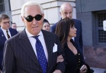 Trump just commuted Roger Stone's sentence