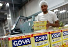 The Goya Foods free speech controversy, explained