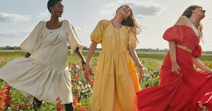 30 Oversized Dresses To Waft Around The House In