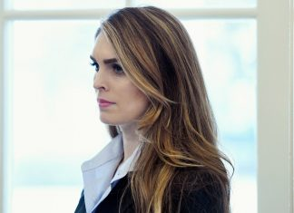 You Can Mock The Trump Administration Without Making Hope Hicks A Misogynistic Punchline