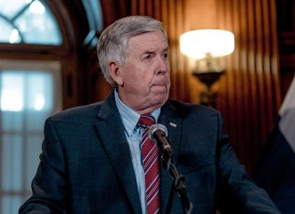 Gov. Mike Parson Doesn't Seem To Understand What's Really At Risk If Schools Reopen
