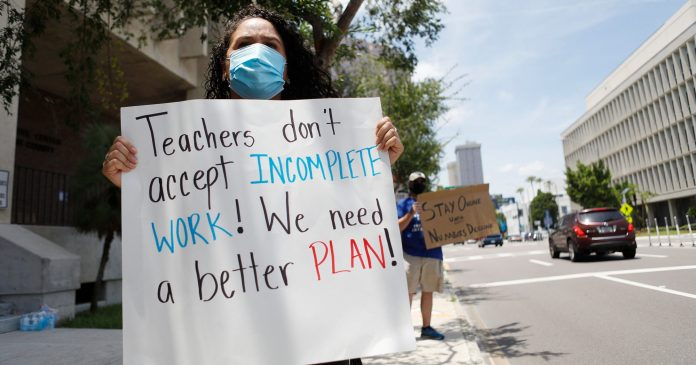 This Fall, Teachers Across The Country Are Prepared To Go On Strike
