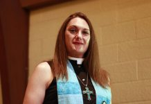 After revealing in a sermon that she is trans, a Baptist pastor is fired by the church