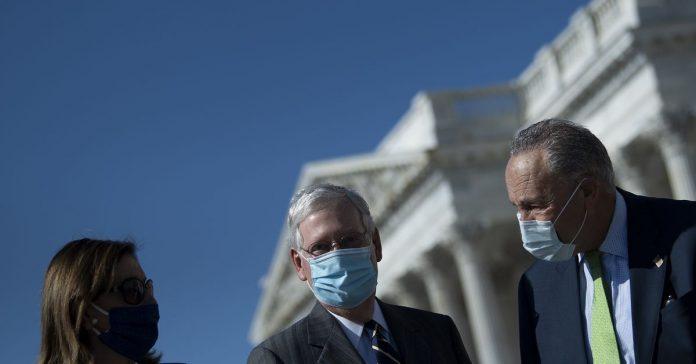 Why the next coronavirus stimulus bill is still stalled in Congress